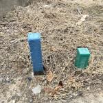 燕市砂子塚の土地の写真