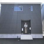 新潟市東区中山の新築住宅【3号棟】の写真