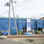 新潟市東区末広町の新築住宅の写真
