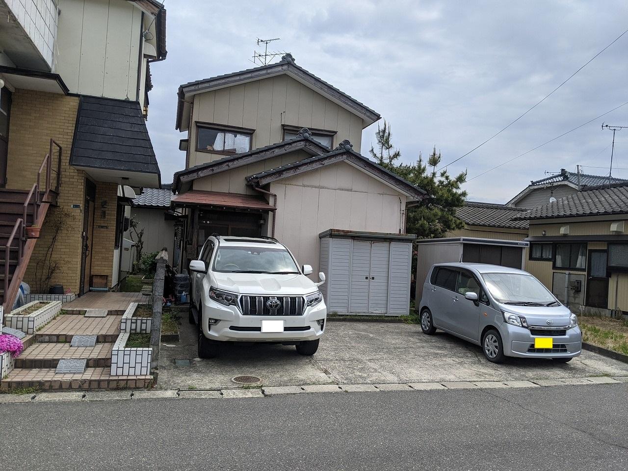 新潟市東区海老ケ瀬新町の土地の写真