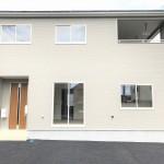 新発田市御幸町の新築住宅5号棟の写真