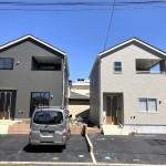 新潟市西区坂井の新築住宅の写真