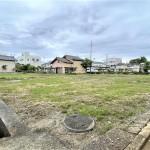 燕市白山町の土地の写真