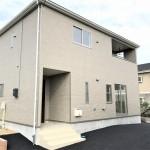 新潟市秋葉区新金沢町の新築住宅2号棟の写真
