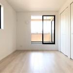 新潟市東区紫竹の新築住宅3号棟の写真