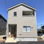 新潟市西区坂井の新築住宅2号棟の写真