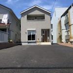 新潟市東区臨港の新築住宅の写真