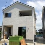新潟市北区早通北の新築住宅1号棟の写真