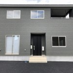 新発田市御幸町の新築住宅4号棟の写真