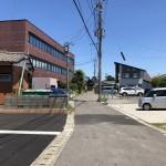 新潟市東区紫竹の新築住宅の写真