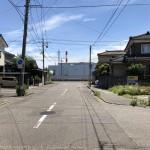 新潟市東区大山の土地の写真