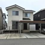 新発田市富塚町2丁目の中古住宅の写真