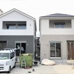 新潟市中央区湊町通の新築住宅の写真
