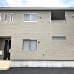 新潟市秋葉区新金沢町の新築住宅の写真
