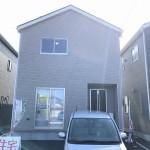 新潟市秋葉区大鹿の新築住宅【2号棟】の写真