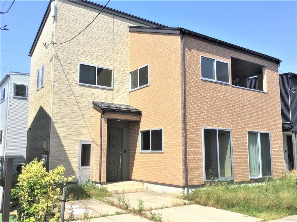 新潟市南区西白根の中古住宅の写真