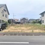 新潟市北区太夫浜新町の【分譲地《全2区画》】の写真