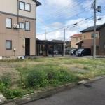 新潟市東区下場新町の土地の写真