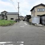 新潟市江南区横越東町の新築住宅の写真