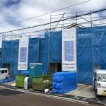 新発田市城北町の新築住宅の写真
