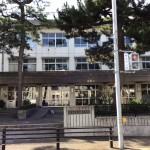 新潟市中央区浜浦町の中古アパートの周辺環境(浜浦小学校)
