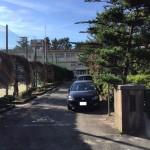 新潟市西区五十嵐二の町の中古アパートの周辺環境(内野中学校)