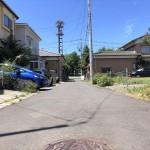 新潟市西区小新大通の写真