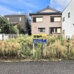 新潟市東区幸栄2丁目の土地の写真