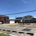新潟市北区東栄町の新築住宅の写真