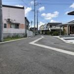 五泉市駅前の新築住宅の写真