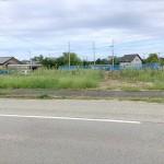 新発田市藤塚浜の土地の写真