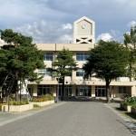 五泉市三本木の土地の周辺写真(五泉小学校)
