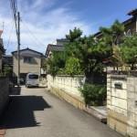 新潟市中央区女池3丁目の土地の写真