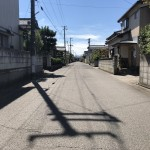 新潟市秋葉区山谷町2丁目【全2区画】の土地の写真