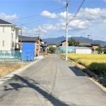 五泉市三本木の土地の写真