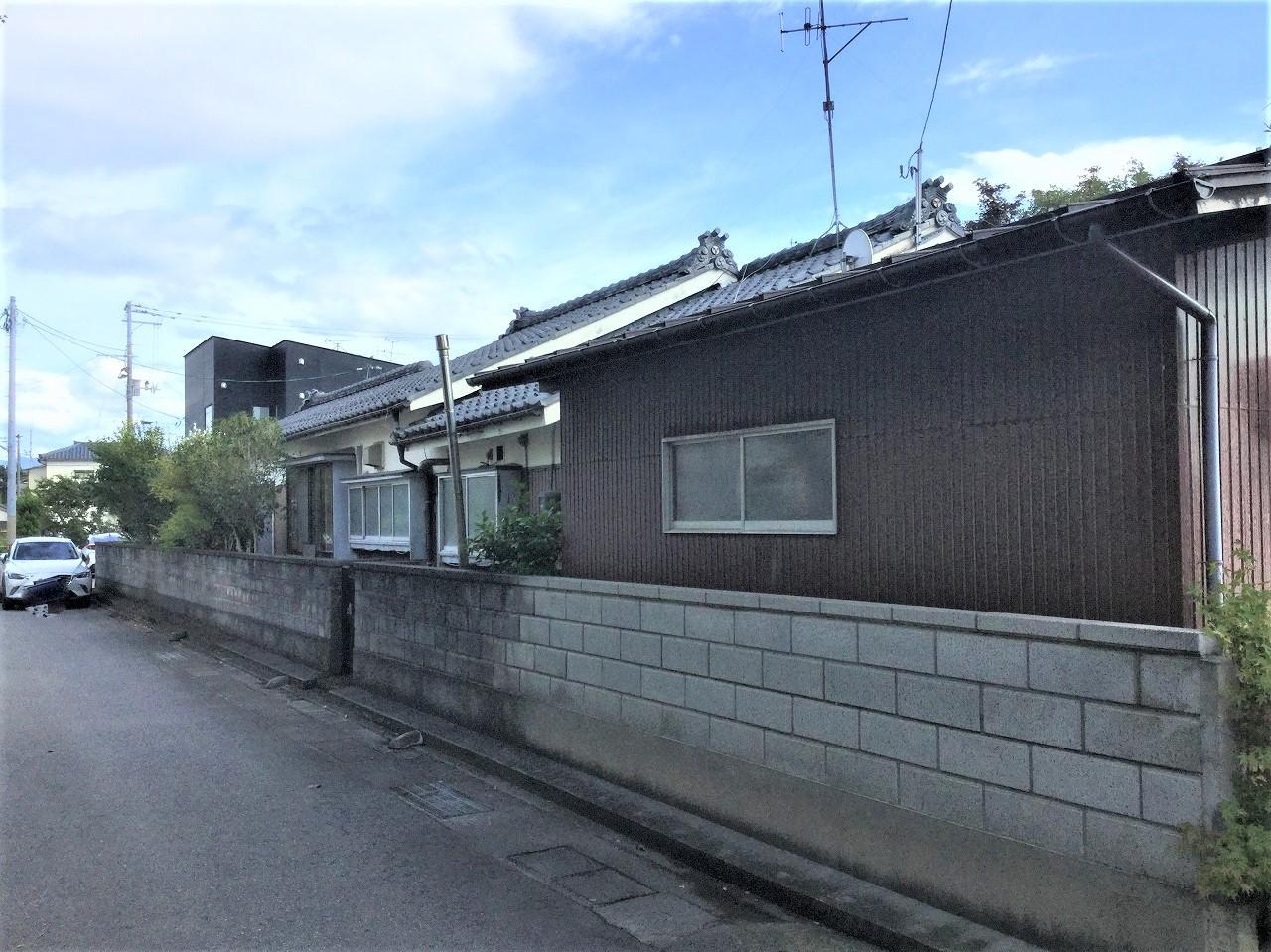 新発田市西園町3丁目【全2区画】の土地の写真