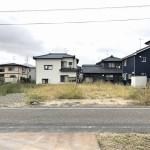 新潟市江南区五月町の新築住宅の写真