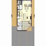 建物プラン:配置図