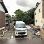 阿賀野市中島町の新築住宅の写真