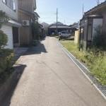 新発田市大栄町4丁目の土地の写真